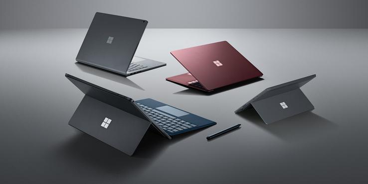微软全新Surface设备曝光:科幻 看完想买