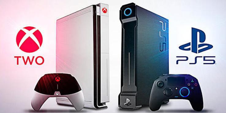 PS5 vs Xbox Scarlett两大主机性能参数对比