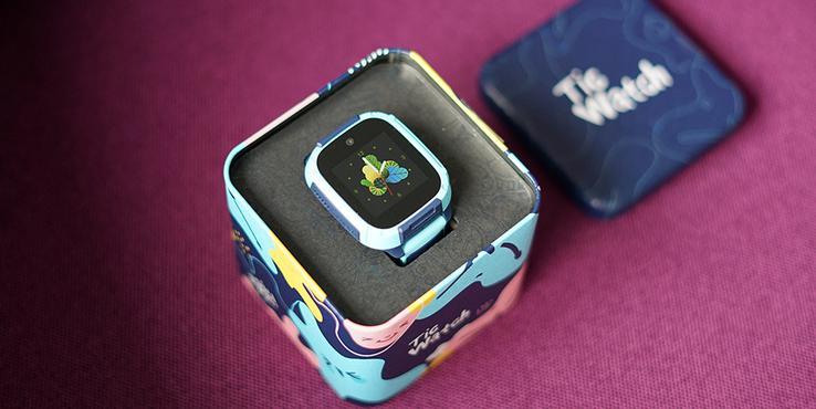 出门问问TicWatch Kids体验:AI儿童手表有什么不一样
