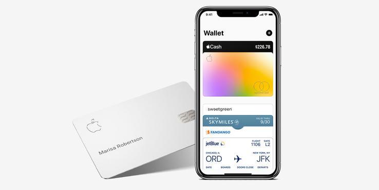 Apple Card上线在即 它对苹果和高盛都是一场赌局