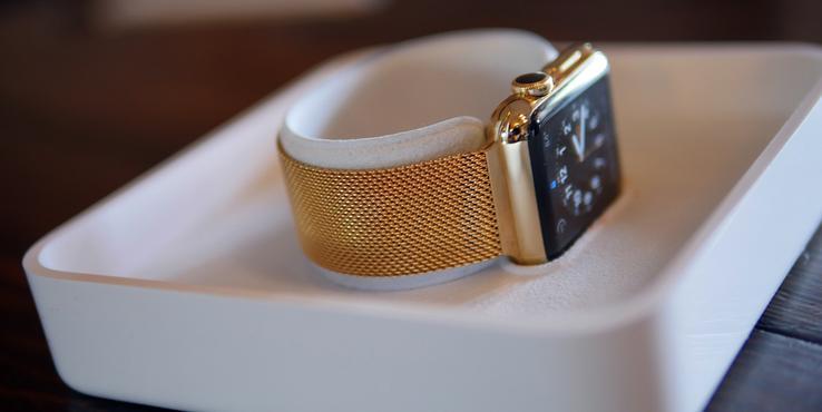Apple Watch历史:申博菲律宾太阳城88登入,曾因材质返工 金表销量惨淡