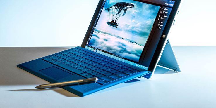 专利显示微软新Surface Pro将采用更薄的键盘
