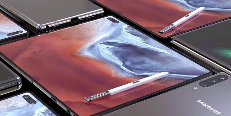 三星Galaxy Fold 2屏幕更大并采用可弯曲玻璃盖板