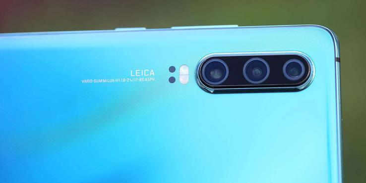 华为屏下摄像头专利曝光 美观和功能性兼备