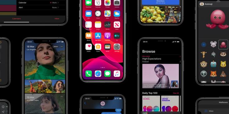 iOS 13又更新了