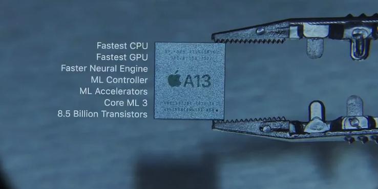 你以为苹果是卖手机的? 其实他们是造芯片的
