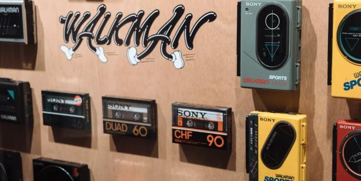 索尼Walkman 40周年:这些随身听你还记得吗?