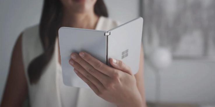 微软高管:申博菲律宾太阳城88登入,Surface Duo最适合的操作系统是Android