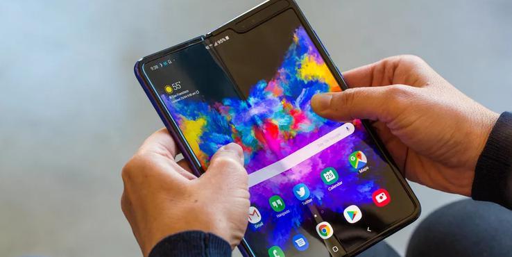 三星Galaxy Fold全面评测:未来手机就这样