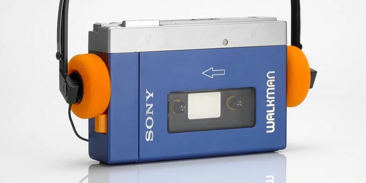 Walkman 40周年展回顾 40年前的工业设计依然一流