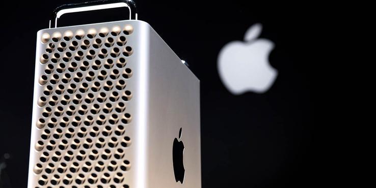 苹果国行新款Mac Pro开售:顶配超39万元