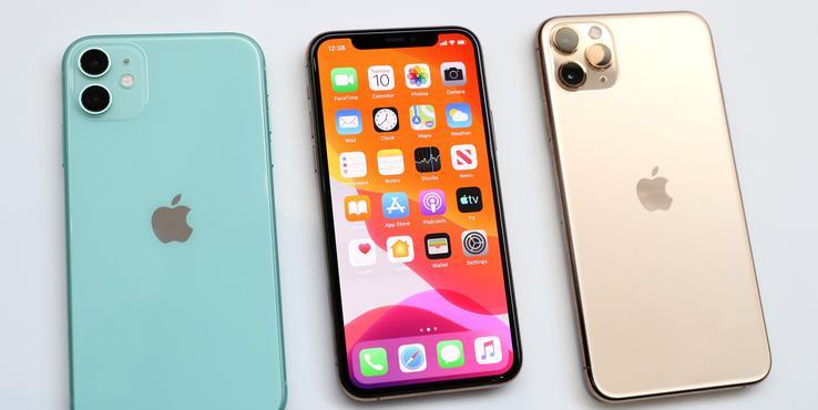 新iPhone受到美国用户欢迎 iPhone 11成销售主力