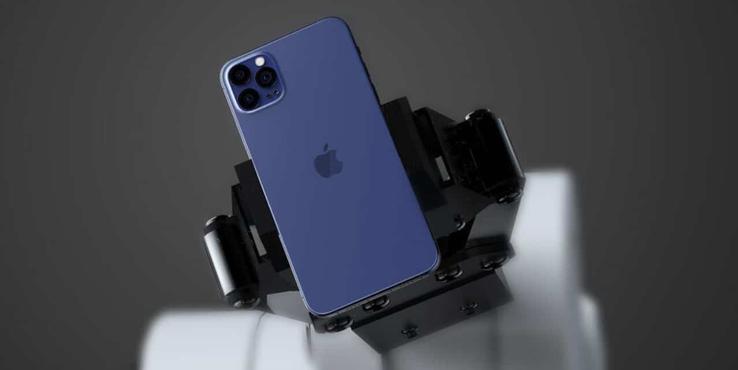 传苹果公司将通过iPhone 12再造流行色:申博菲律宾太阳城88登入,海军蓝