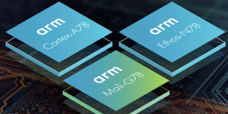三弹连发!ARM发布全新CPU、GPU和NPU