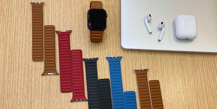 Apple Watch新款表带曝光 皮制回环要改款?