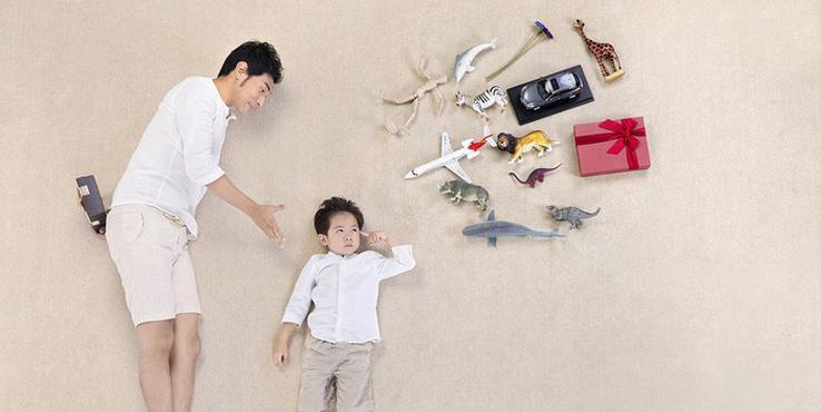 儿童节特辑:从孩童到中年 20年来男人的兴趣从没改变