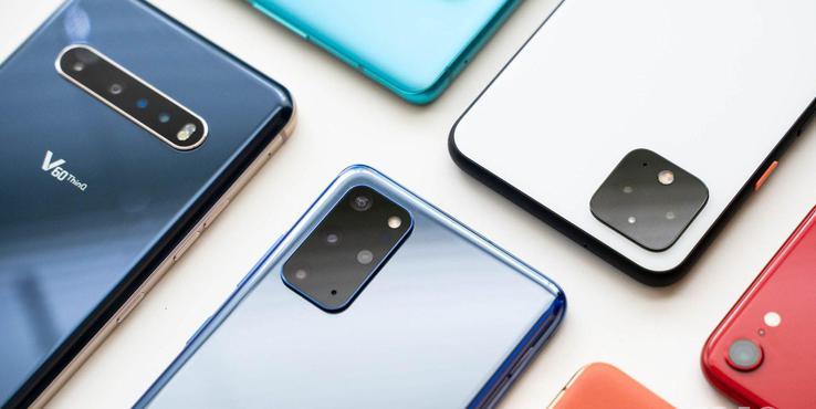 2020年一季度全球智能手机整体下降20%
