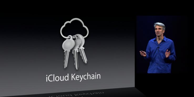 iOS 14 iCloud 钥匙串可提醒 帮助用户创建强密码