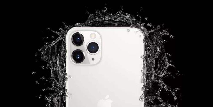 iPhone 11 Pro摄像头原来还有这些浴霸设计