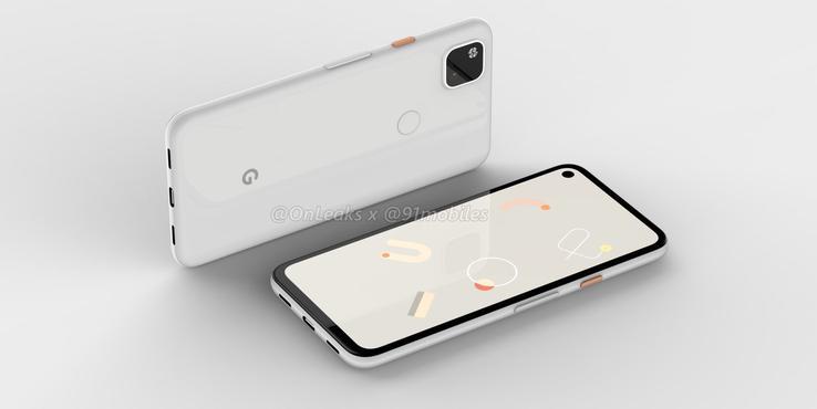 谷歌线商店意外曝光Pixel4a 打孔屏