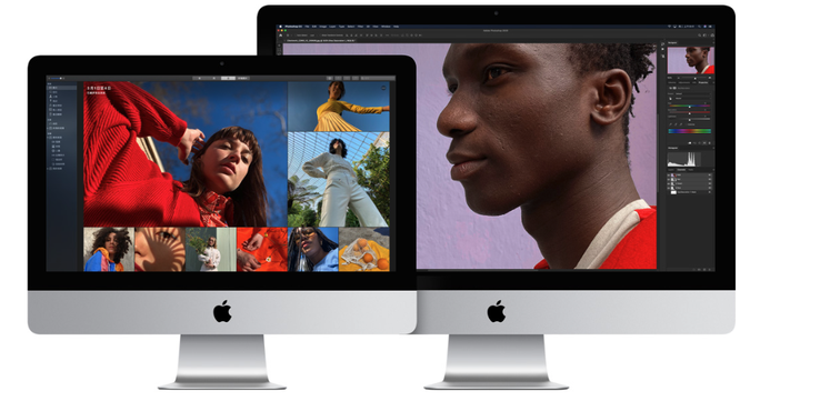27英寸iMac重大更新:升级十代酷睿 SSD成标配