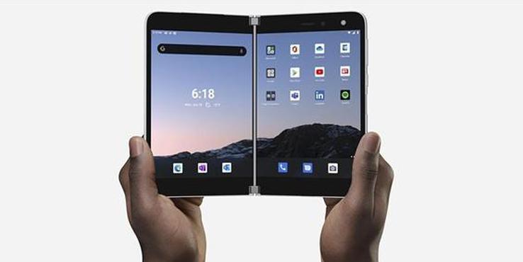 微软官宣Surface Duo双屏手机9月10日上市:申博游戏平台登入,重回安卓手机市场