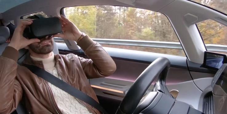 Apple Car新专利曝光:车门能检测后方来车 AR系统防晕车