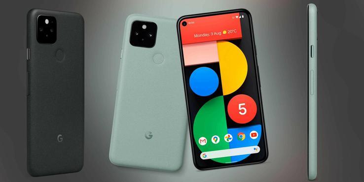 谷歌日本泄露Pixel 5价格和预购信息 比前代更便宜