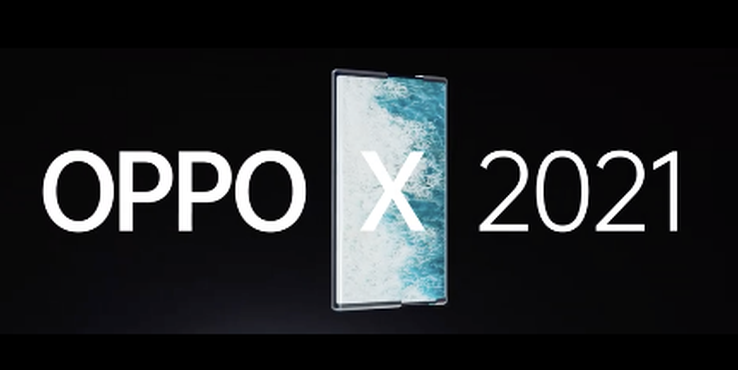 OPPO卷轴屏探索未来手机新形态
