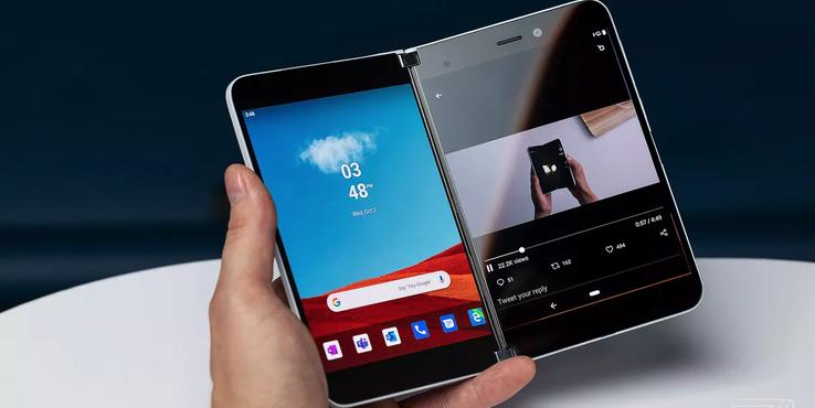 微软Surface Duo国际版即将登陆英国、德国市场