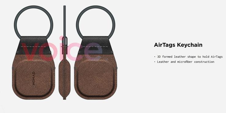 苹果的AirTag还没有发布 但第三方配件厂等不及了