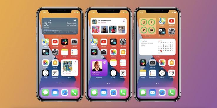 苹果:过去四年iPhone中86%已安装iOS 14系统