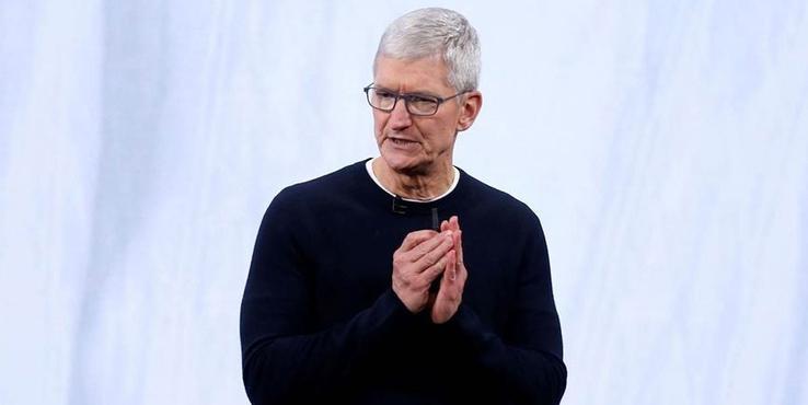 库克:苹果不反对数字广告,但需用户同意