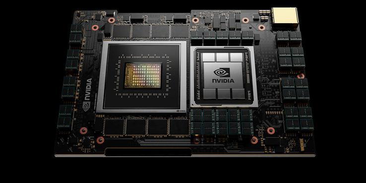 英伟达推出首款基于ARM架构的数据中心处理器