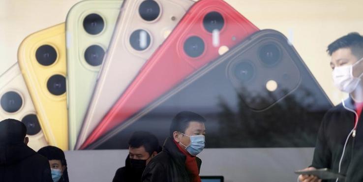 京东手机销量排新洗牌:iPhone11仅排第二