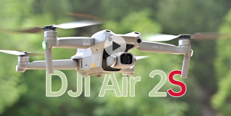 DJI Air 2S上手:更专业更智能的便携无人机