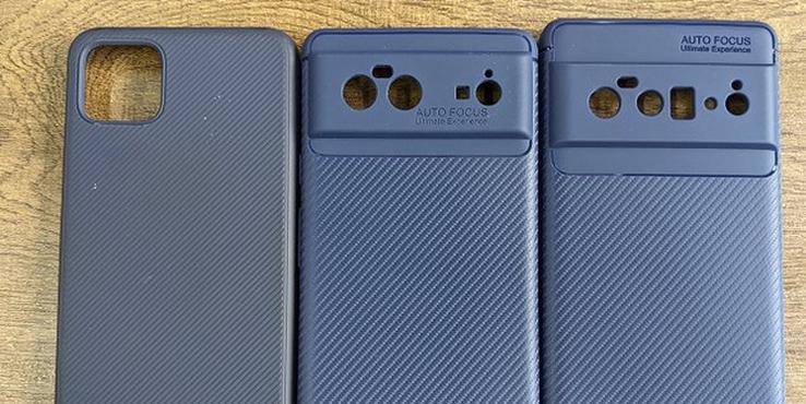 Pixel 6系列保护壳曝光:神似防爆盾