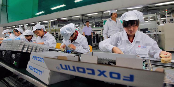 為組裝iPhone 13招募工人 富士康開出8000元獎金