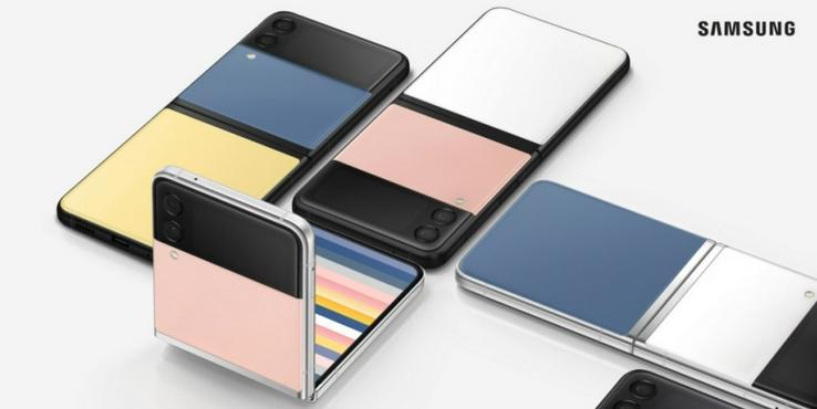 三星宣布推定制版Galaxy Z Flip3 5G