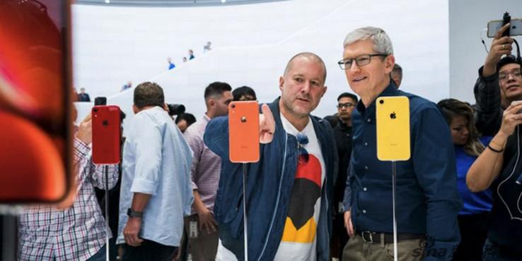 艾维离职后 苹果产品设计更倾向于功能