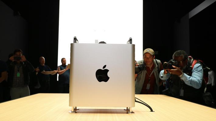 苹果WWDC19 新Mac Pro介绍