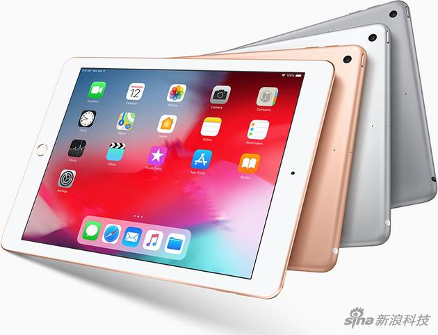 <b>10.2英寸新iPad离我们应该不远了 据说定位入门产品</b>