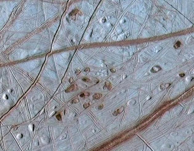 木星的强烈辐射会杀死木卫二表面上任何生命形式