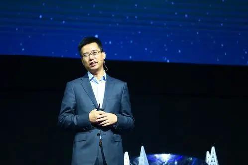 蚂蚁集团CEO胡晓明