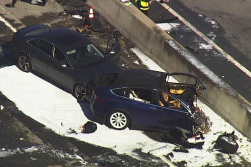 特斯拉加州车祸