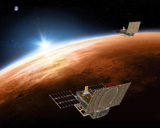 极限科技改变太空工程,几克重的人造卫星将不足为奇人造卫星登月