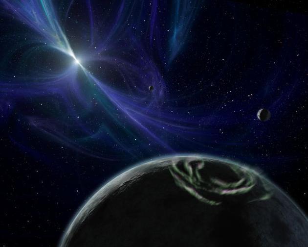 """最新发现6颗""""奇异行星""""可能由神秘物质构成夸克中子星"""