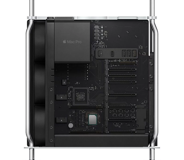 苹果新款Mac Pro交付时间变长(图片来自@macrumors)