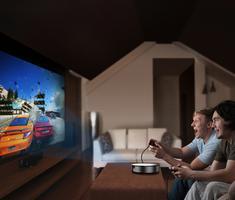 投影仪能当电视用吗?