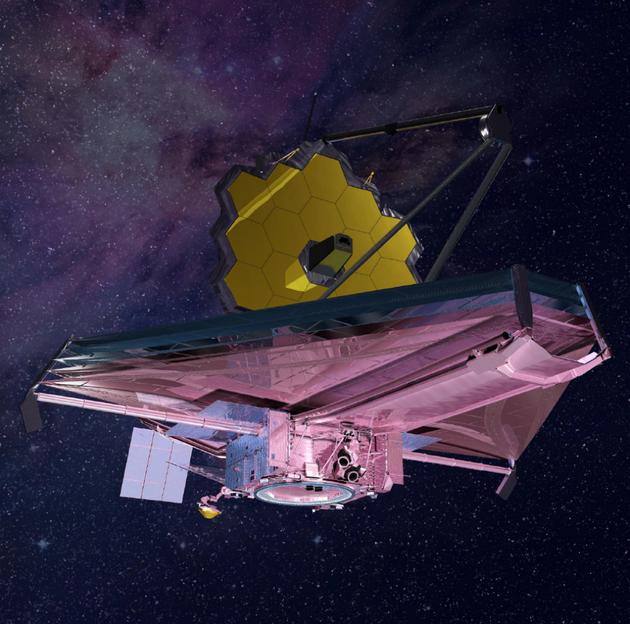 詹姆斯·韦伯空间望远镜发射时间再次推迟,目前的计划是2020年5月发射升空